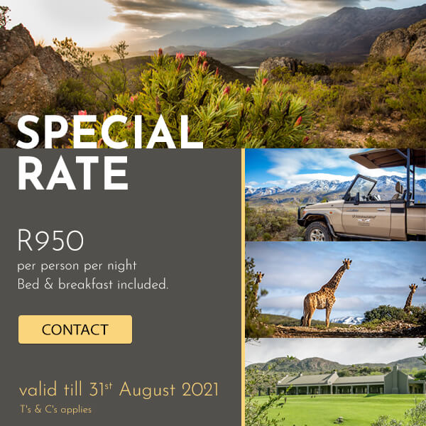 whkloof self catering units 2021